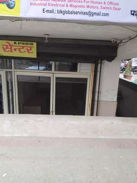 Corner Shop (Lower Ground Floor) Available  for  Rent
