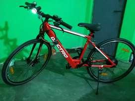 Hero electric bicycle