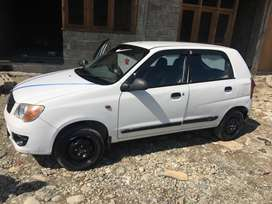 Maruti Suzuki Alto K10 2013 Petrol Well Maintained