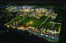 బృందావనం అద్ద్వైత గేటెడ్ కమ్యూనిటీ ప్రాజెక్ట్ నందు 2BHK  ఫ్లాట్స్ @ 32