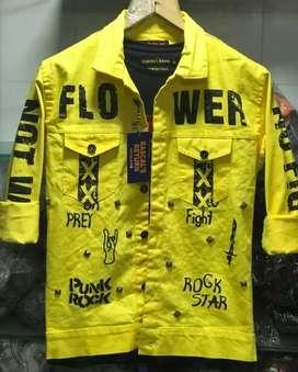 New Designer Jackets, shirt, Hoodies at cheap price