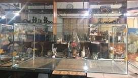 Aquarium baru 100x45x40