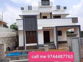 Beautiful House For Sale @ പൊൻകുന്നം
