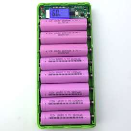 Casing Paket Module, Untuk Jadi POWERBANK Big Daya. FAST Cas