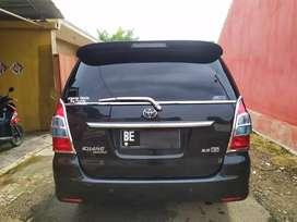 Grand New Innova 2.5 G Diesel Solar TH 2012 Kijang Inova Disel