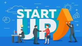 Just start your own work start with only 1000-3000