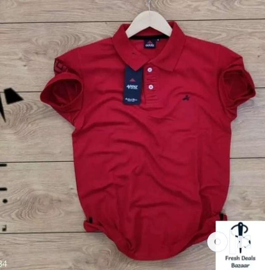 Stylish Cotton Men's T-shirt ( Top Trending Product ) 0