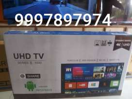 "51"" new led tv smart android full hd 1 year warranty"