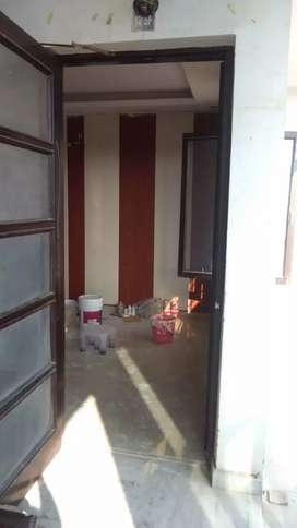 2bhk flat on 2 nd floor with roof rights n two balconies