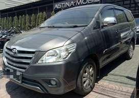 Astina Mobil TDP 38 JT TOYOTA Kijang Innova 2.5 G AT Diesel 2014 Abu