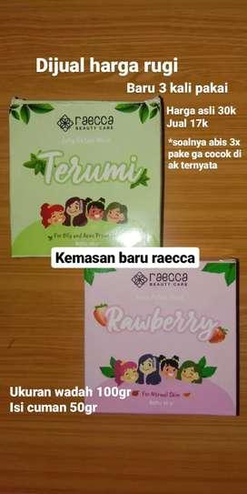 Masker Organic Raecca