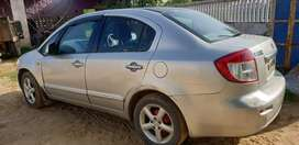 Maruti SX4 Good Condition Child AC CNG Feeted