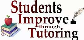 Private Tuition for students. Fees affordable.