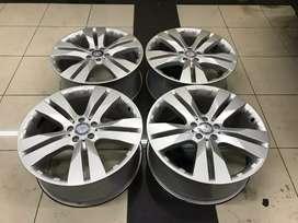 Velg OEM Mercedes Benz G Class W164 Ring 20 Original Mulus!!