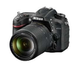 Nikon 7200 with stobs, shutter Speed 56000