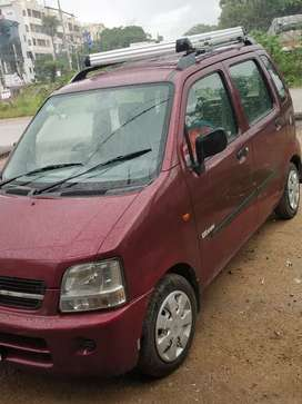Maruti LXi Wine red, 1100cc, Petrol, Good deal for personal use..