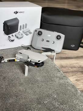 Brand new Dji mini 2 in excellent condition