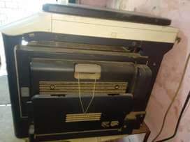 Xerox,print,scan all in one mechine