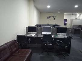 Seats available for call center/Co working space