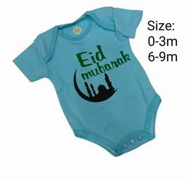 Kids eid collection rompers