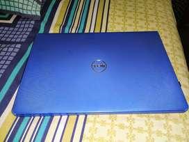 Dell Inspiron 5th generation, i3 core,4 gb ram 64 bit ,1tb storage