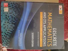 Discrete Mathematics and it's applications