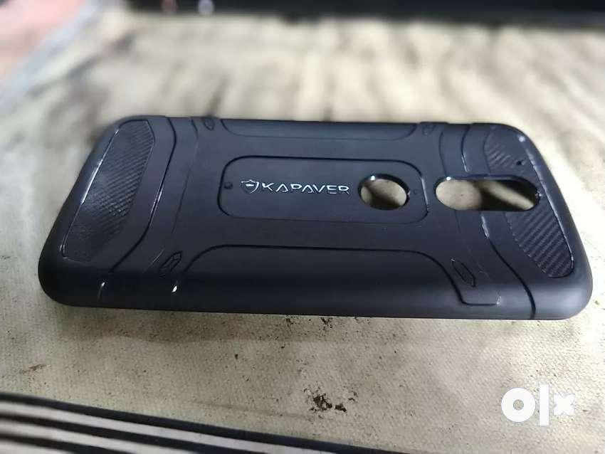Capaver MOTO G4/MOTO G4 Plus cover 0