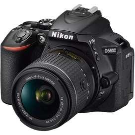 Nikon DSLR camera model D5600