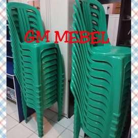 Jl Paus GM MEBEL Kursi Makan Jualan Teras Kafe Plastik Napolly Pku