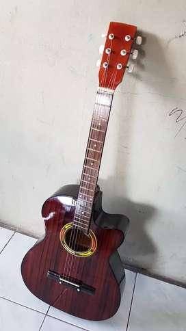 Gitar acustik murah suara baguss