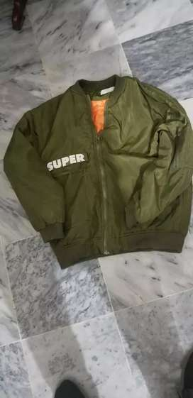 Army colour original super jacket