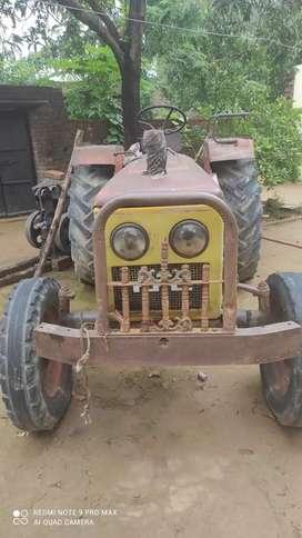 Tractor hmt
