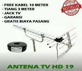 Terima jasa pasang sinyal antena tv murah mustika jaya