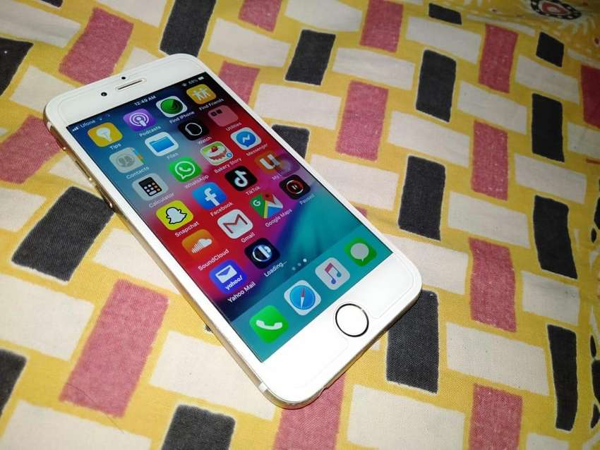 Iphone 6 Gold 0