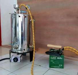 Setrika Uap Gas Produsen Langsung