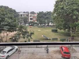 10 marla brand new 3bhk 1st floor facing park for sale in sector 34d