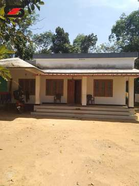 3 BHK house and land for sale Wayanad, Kerala