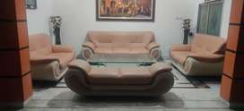 9 seater sofa set with center table