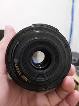 Jual lensa kit canon standar 18-55