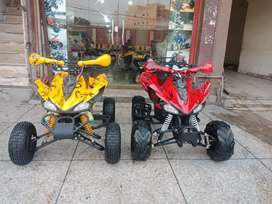 125cc Sports Atv Quad 4 wheel Bike Online Deliver In All Over Pakistan
