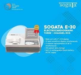 Alat E - 30 ( ECG ) / Electrocardiograph