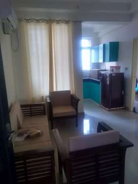 1 Bhk fully furnished flat for rent in Noida extension