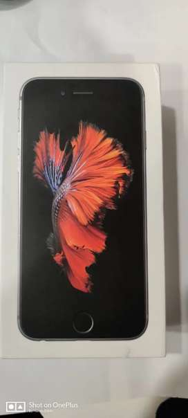 iPhone 6s 32GB bill  box good   condition  urgent  sale  1  month old