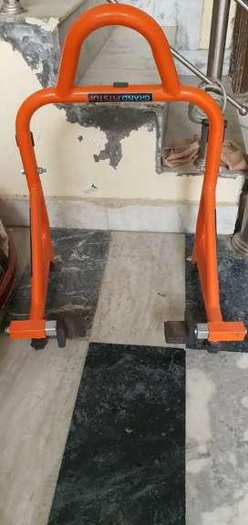ktm bike stand orange