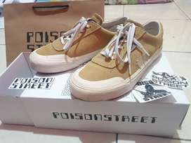 Local pride - Poison Street Krueger Tan