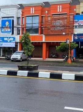 Dikontrakkan/Dijual Ruko Metro Square ex Kantor POS Indonesia