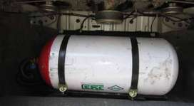 CNG CYLINDER WITH KIT