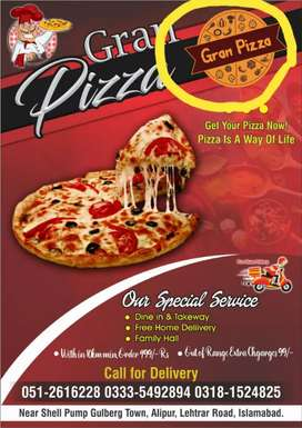 Pizza hut in running position for sale