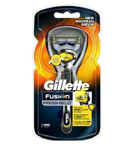 GILLETTE FUSION PROGLIDE POWER-1RAZOR - UK import - Original