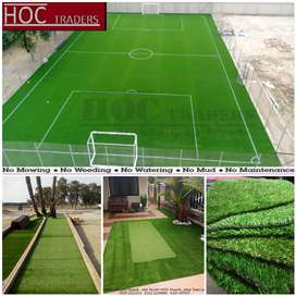 Futsal ground, football fields artificial grass by HOC TRADERS